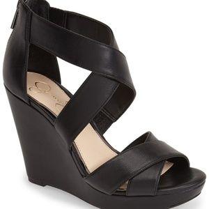 Jessica Simpson Women's Jadyn Wedge Sandal